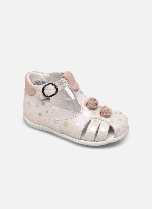 Sandales et nu-pieds Little Mary Loa Rose vue détail/paire