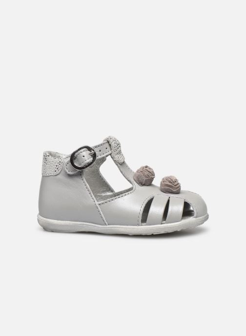 Sandals Little Mary Loa Silver back view