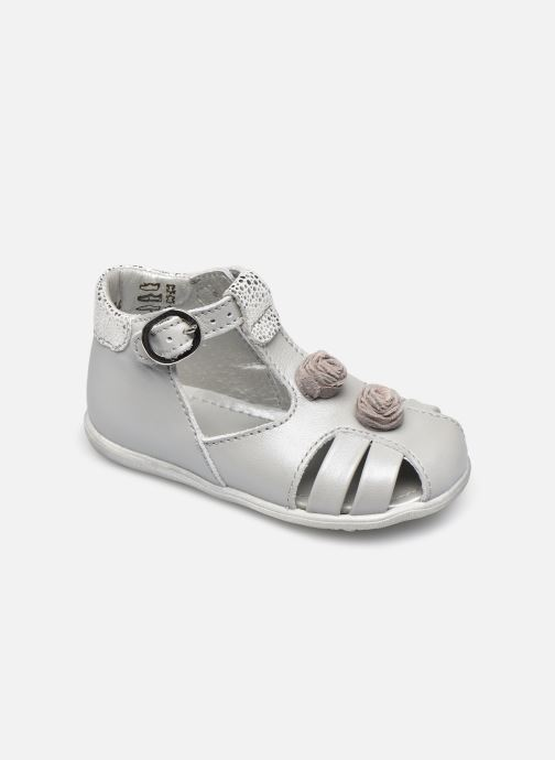Sandals Little Mary Loa Silver detailed view/ Pair view