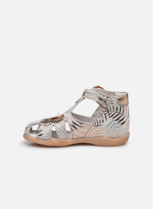 Sandali e scarpe aperte Little Mary Laure Argento immagine frontale