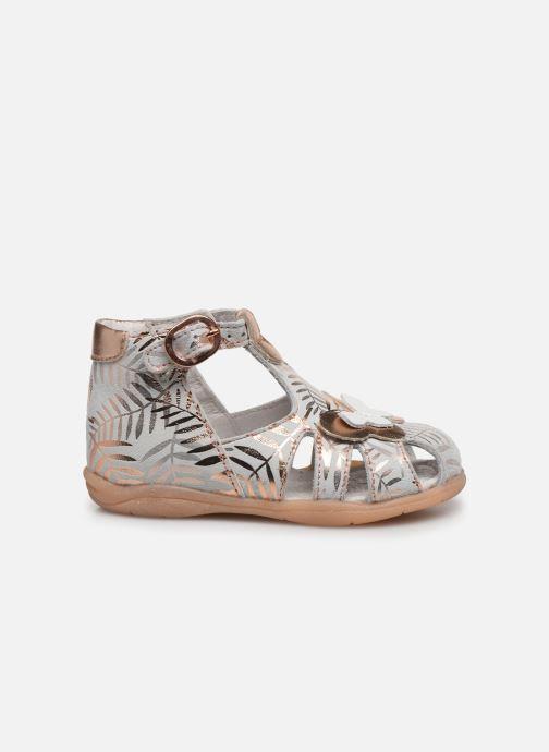 Sandali e scarpe aperte Little Mary Laure Argento immagine posteriore