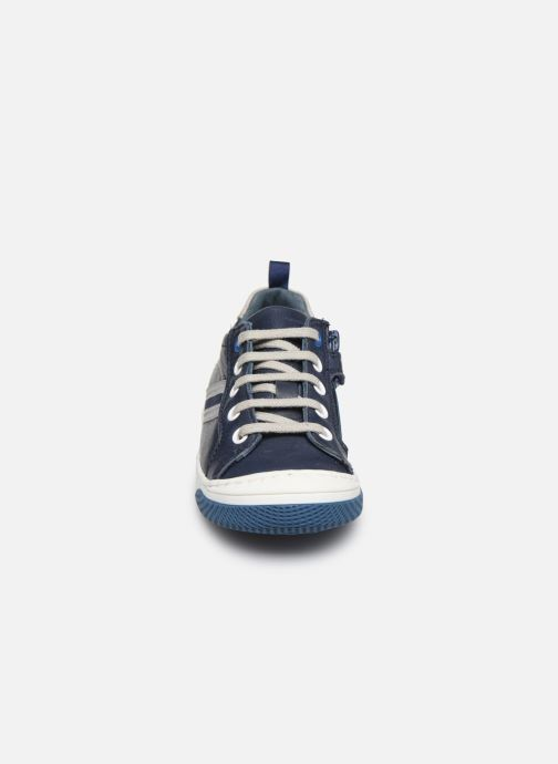 Trainers Little Mary Logan Blue model view