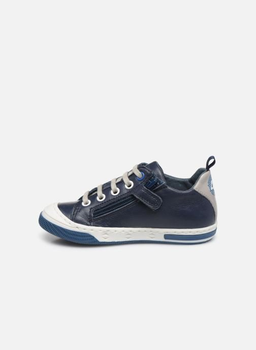 Sneakers Little Mary Logan Azzurro immagine frontale