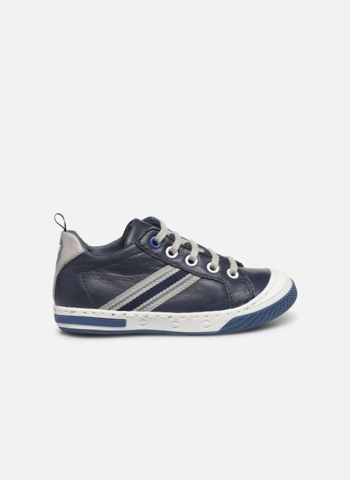 Trainers Little Mary Logan Blue back view