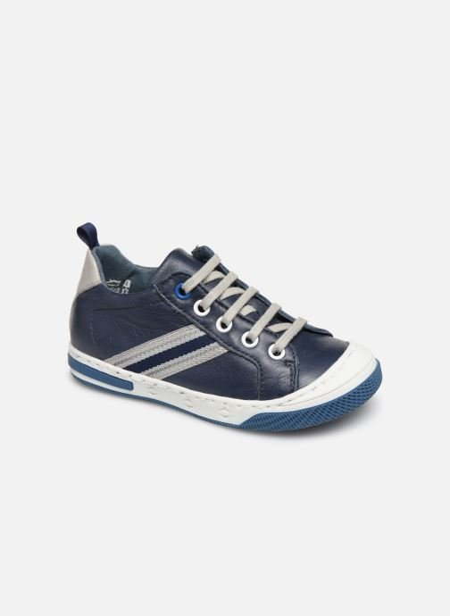 Trainers Little Mary Logan Blue detailed view/ Pair view