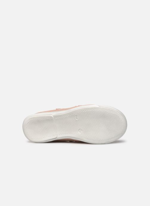 Ballerines Little Mary Lou Rose vue haut