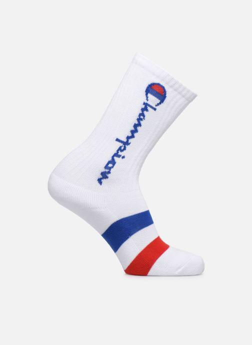 Calze e collant Champion Chaussettes Crew Socks Rochester Authentic Bianco vedi dettaglio/paio