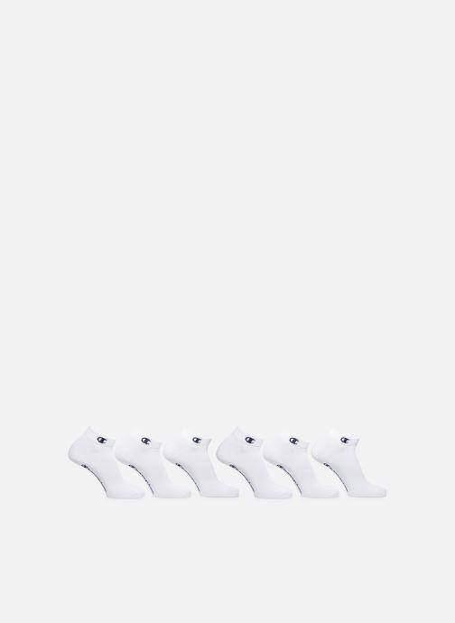 Chaussettes et collants Champion Chaussettes Courtes Ankle Socks Champion Legacy Lot de 6 Blanc vue détail/paire