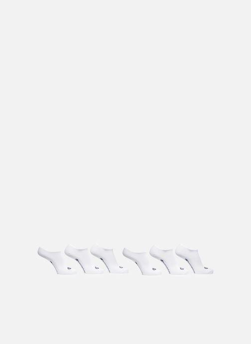 Chaussettes et collants Champion Socquettes No Show Socks Champion Legacy Lot de 6 Blanc vue détail/paire