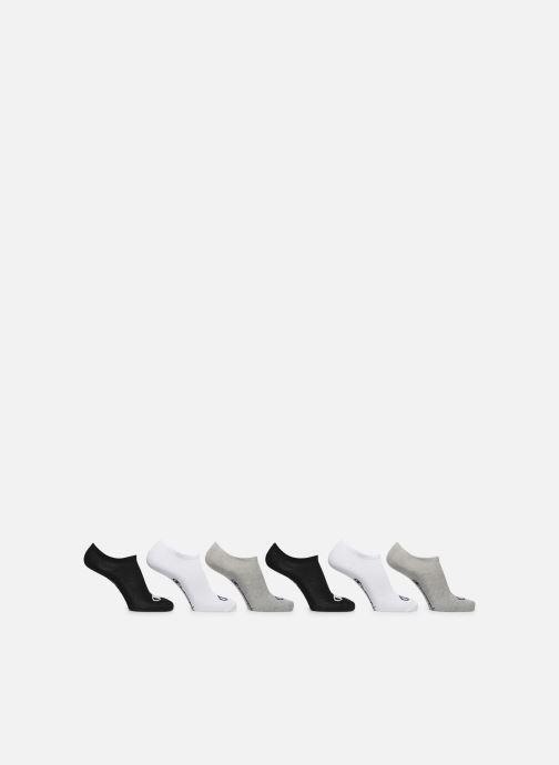 Chaussettes et collants Champion Socquettes No Show Socks Champion Legacy Lot de 6 Noir vue détail/paire