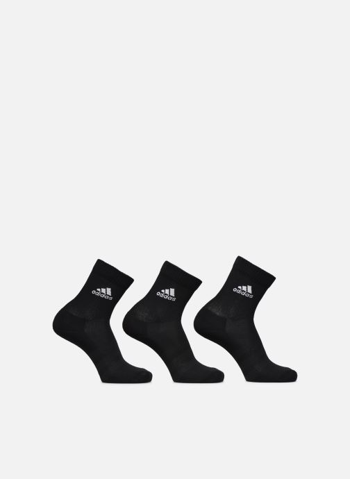 Chaussettes et collants adidas performance Cush Crw 3Pp Noir vue détail/paire