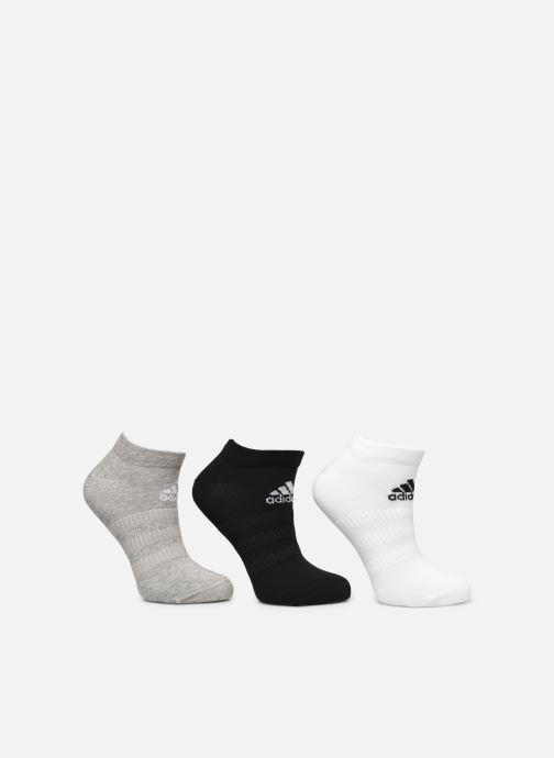 Chaussettes et collants adidas performance Light Low 3Pp Gris vue détail/paire