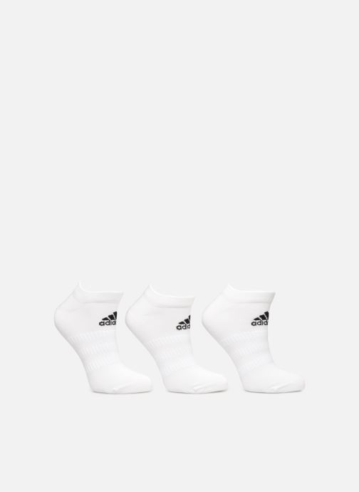 Chaussettes et collants adidas performance Light Low 3Pp Blanc vue détail/paire