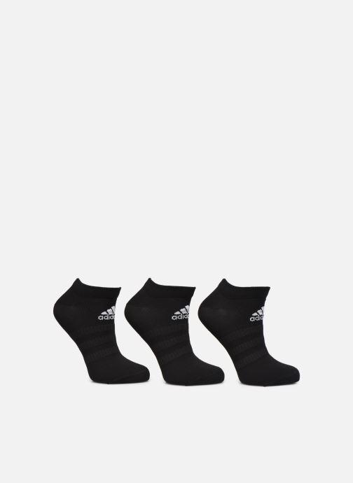 Socken & Strumpfhosen adidas performance Light Low 3Pp schwarz detaillierte ansicht/modell