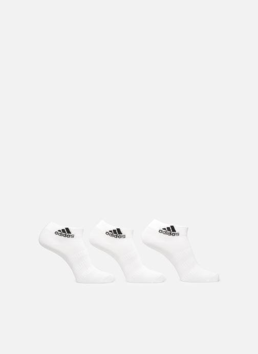 Chaussettes et collants adidas performance Light Ank 3Pp Blanc vue détail/paire