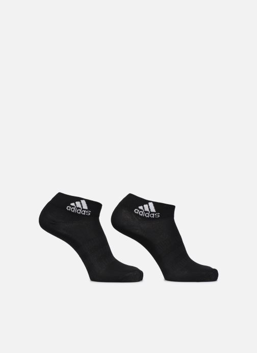Socks & tights adidas performance Light Ank 3Pp Black detailed view/ Pair view