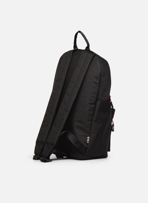 Mochilas FILA New Backpack S'Cool Two Negro vista lateral derecha