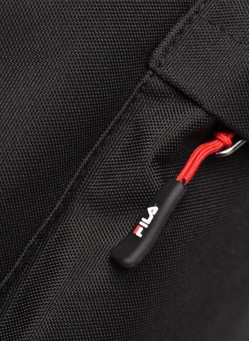 Rucksäcke FILA New Backpack S'Cool Two schwarz ansicht von links