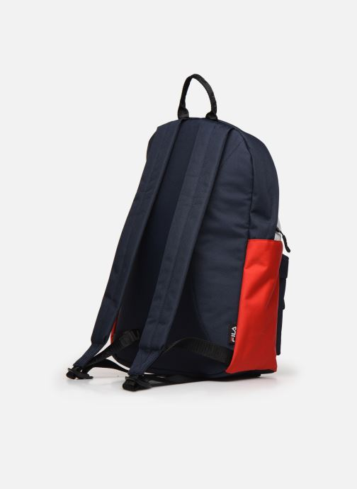 Mochilas FILA New Backpack S'Cool Two Azul vista lateral derecha