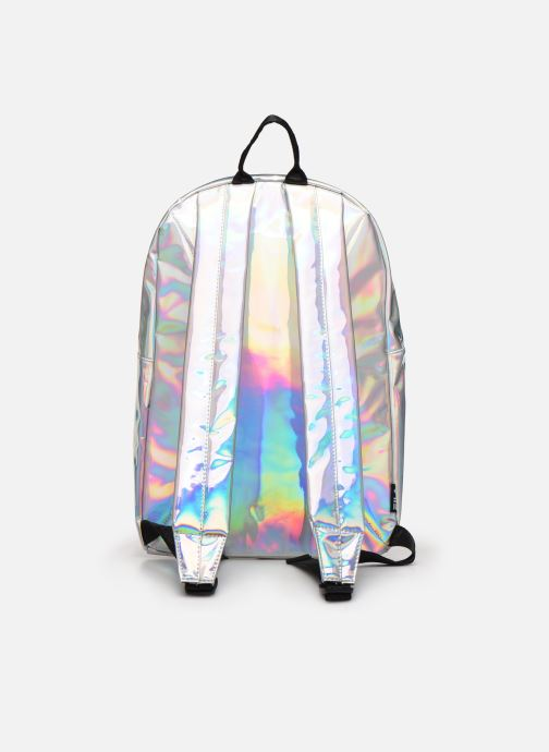 Sacs à dos FILA New Backpack S'Cool Holo Holographic fabric Multicolore vue face
