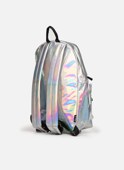Rucksäcke FILA New Backpack S'Cool Holo Holographic fabric mehrfarbig ansicht von rechts