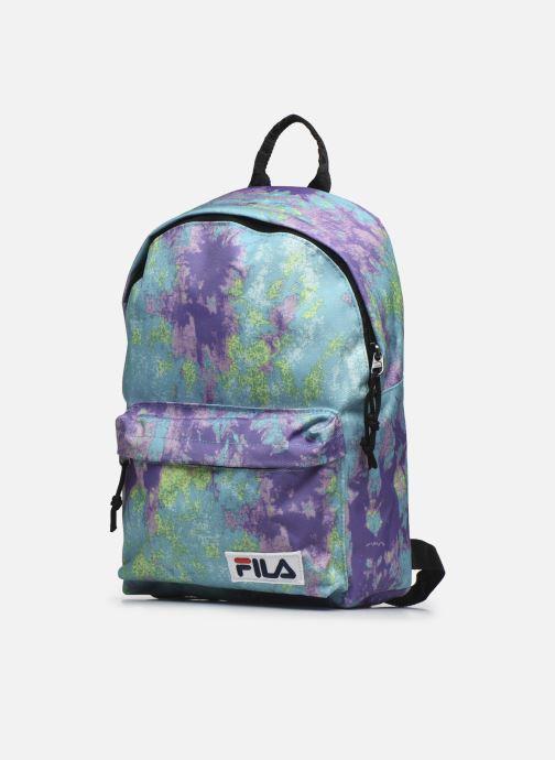 Rucksäcke FILA Mini Backpack Malmo AOP mehrfarbig schuhe getragen