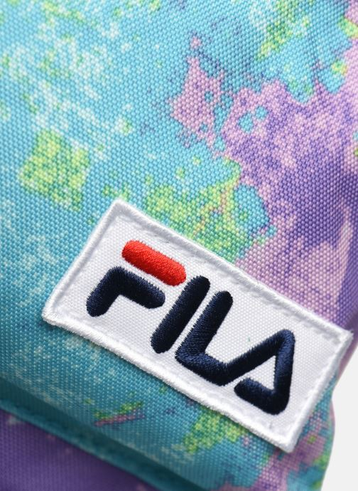 Rucksäcke FILA Mini Backpack Malmo AOP mehrfarbig ansicht von links