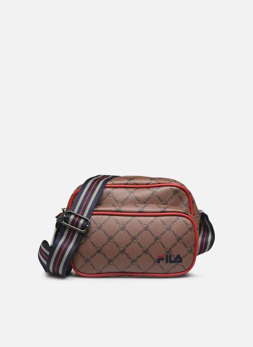 Sacs à main FILA Shoulder Bag New Twist Marron vue détail/paire