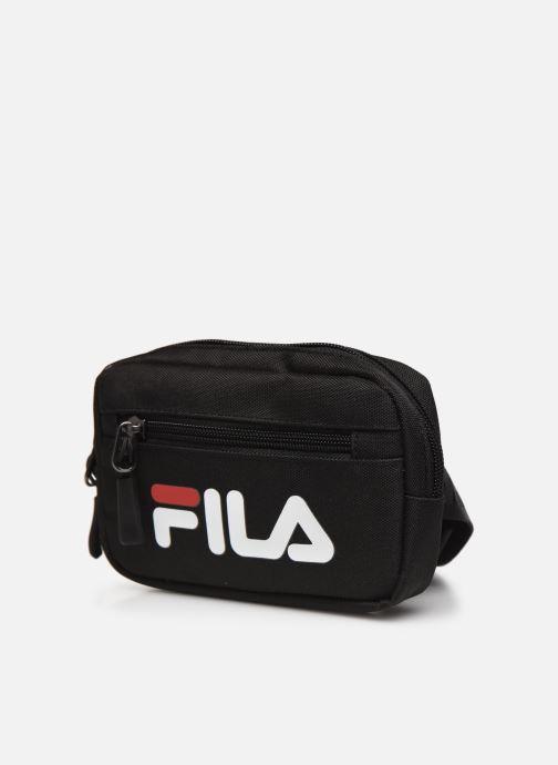 Petite Maroquinerie FILA Sporty Belt Bag Noir vue portées chaussures