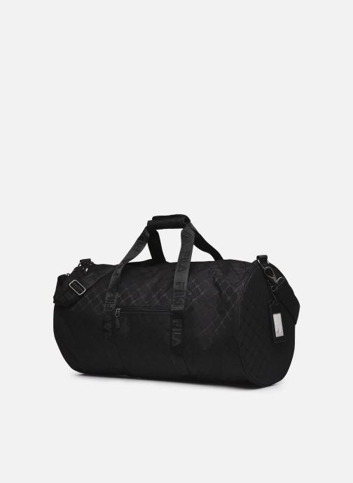 Reisegepäck FILA New Travel Bag schwarz ansicht von rechts