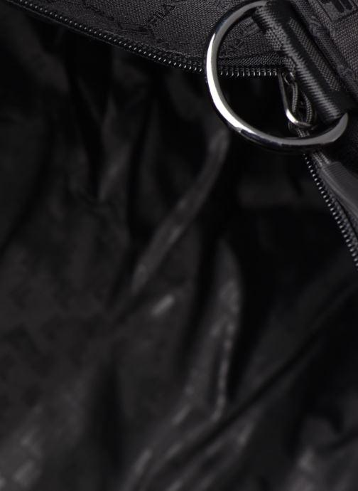 Reisegepäck FILA New Travel Bag schwarz ansicht von hinten