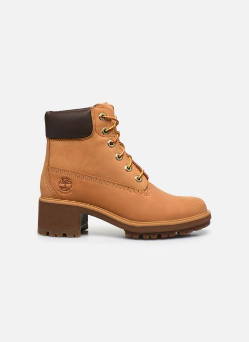 Bottines et boots Timberland Kinsley 6 In WP Boot Jaune vue derrière