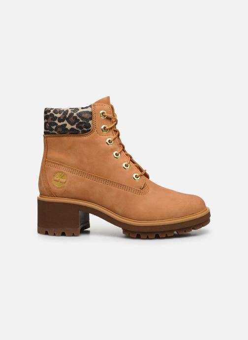 Bottines et boots Timberland Kinsley 6 In WP Boot Jaune vue derrière