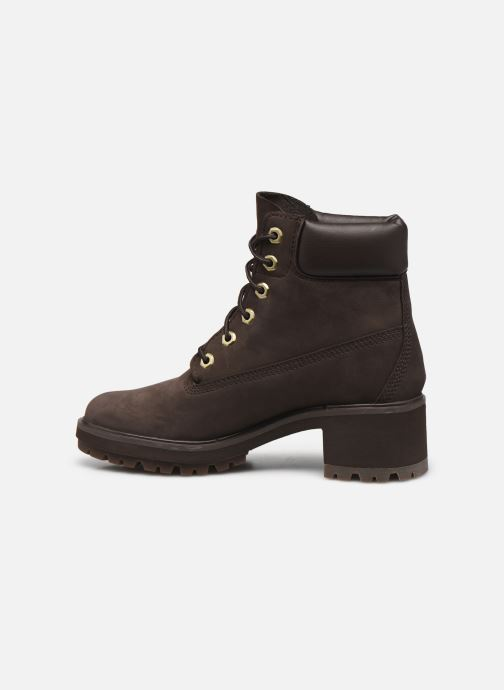 Bottines et boots Timberland Kinsley 6 In WP Boot Marron vue face