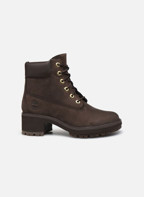 Botines  Timberland Kinsley 6 In WP Boot Marrón vistra trasera