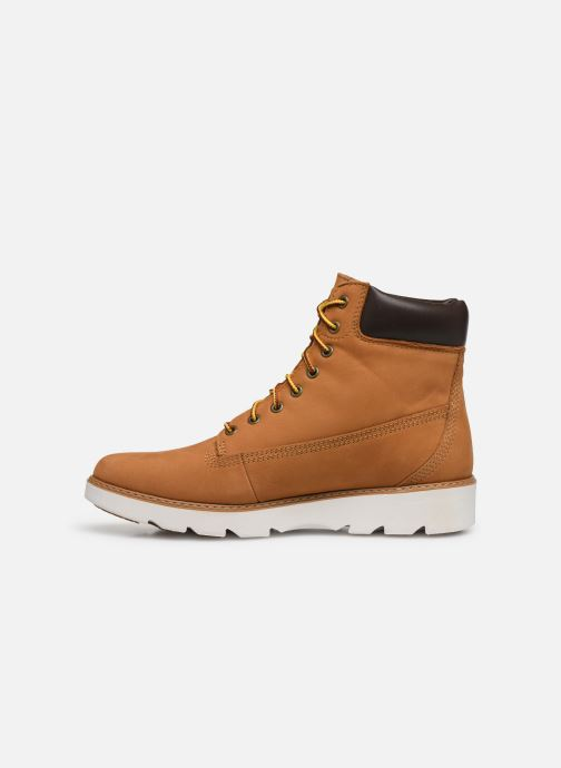 Bottines et boots Timberland Keeley Field 6in Marron vue face