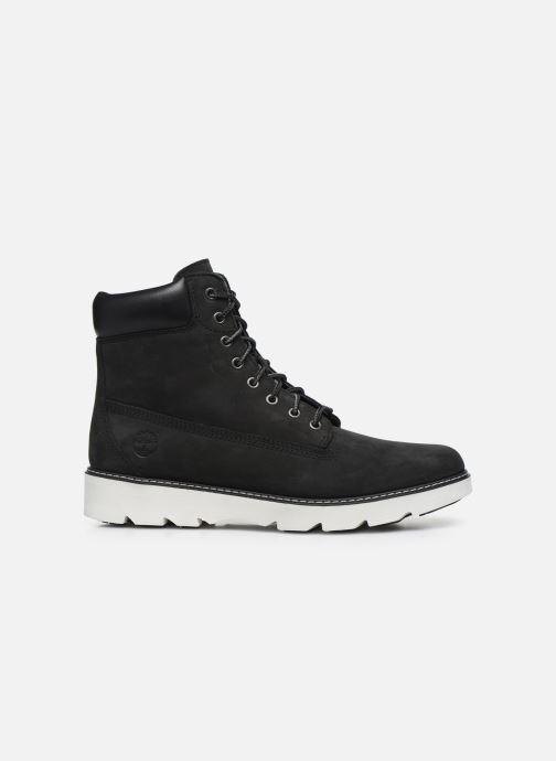 Boots en enkellaarsjes Timberland Keeley Field 6in Zwart achterkant