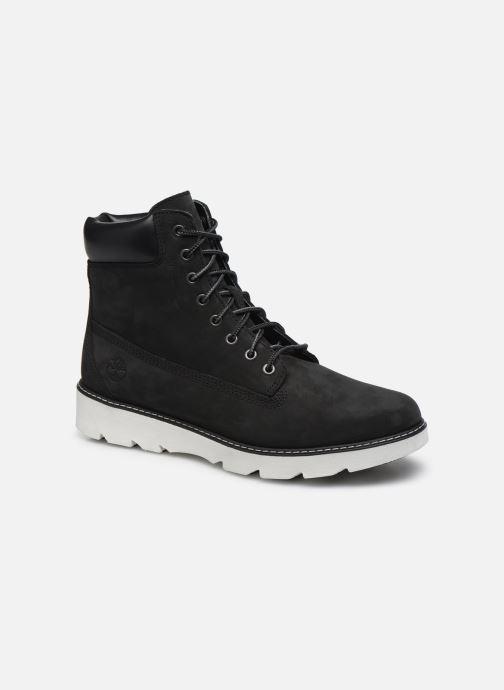 Boots en enkellaarsjes Timberland Keeley Field 6in Zwart detail