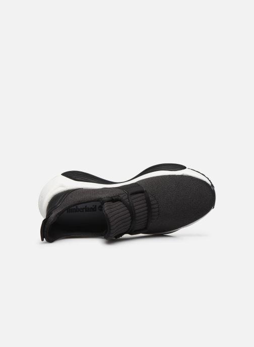 Baskets Timberland Emerald Bay Knit Sneaker Noir vue gauche