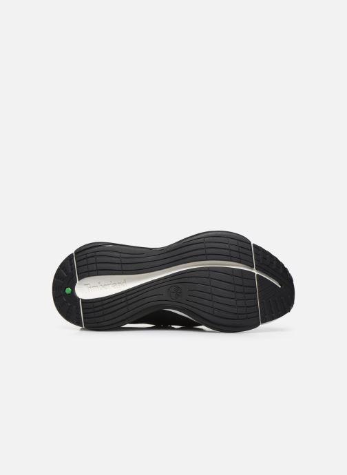 Baskets Timberland Emerald Bay Knit Sneaker Noir vue haut