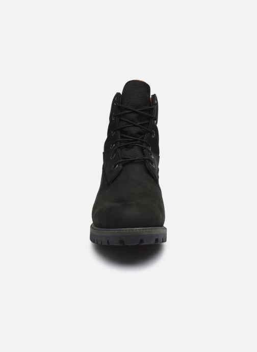 "Bottines et boots Timberland 6"" WP Treadlight Boot Noir vue portées chaussures"