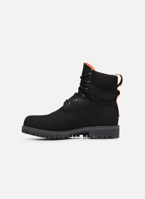 """Bottines et boots Timberland 6"""" WP Treadlight Boot Noir vue face"""