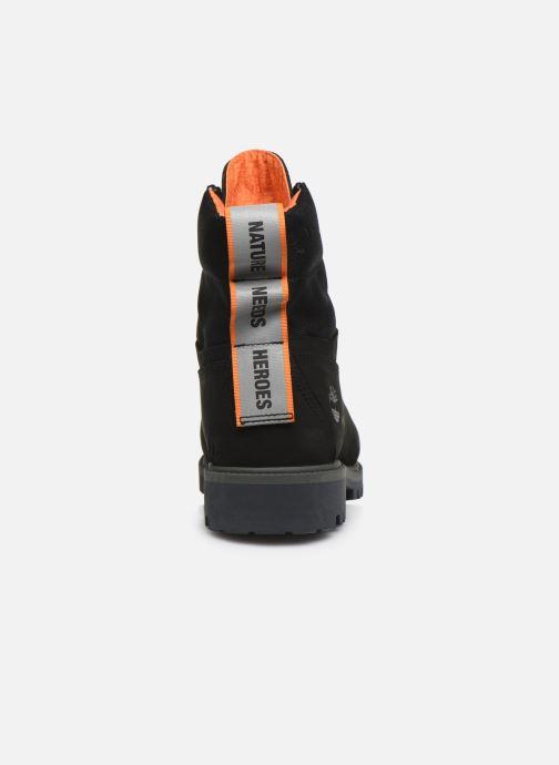 "Bottines et boots Timberland 6"" WP Treadlight Boot Noir vue droite"