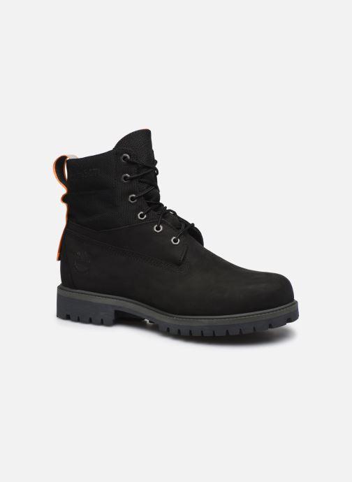 """Bottines et boots Timberland 6"""" WP Treadlight Boot Noir vue détail/paire"""