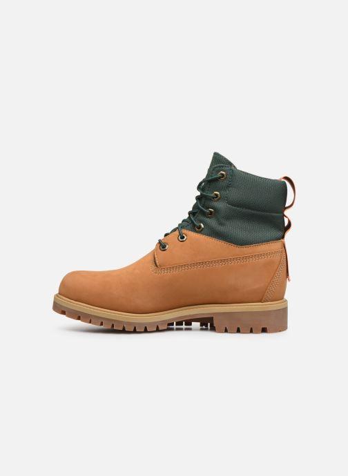 "Bottines et boots Timberland 6"" WP Treadlight Boot Beige vue face"