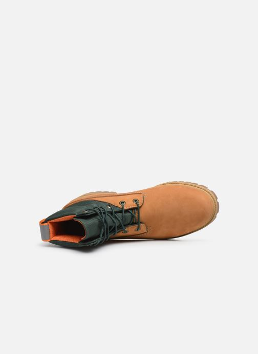 "Bottines et boots Timberland 6"" WP Treadlight Boot Beige vue gauche"