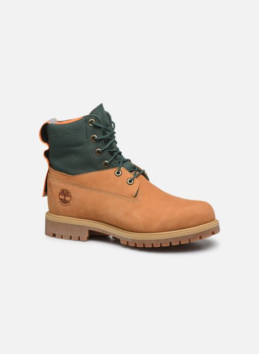 "Bottines et boots Timberland 6"" WP Treadlight Boot Beige vue détail/paire"