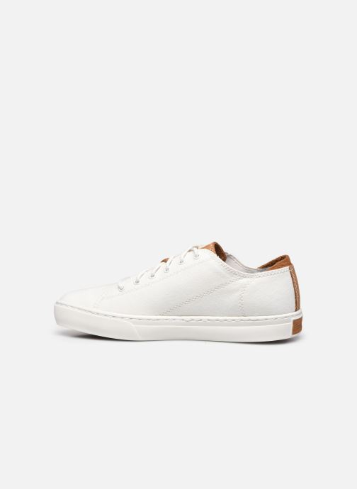 Baskets Timberland Adv2.0 Cup L/F Oxford Blanc vue face