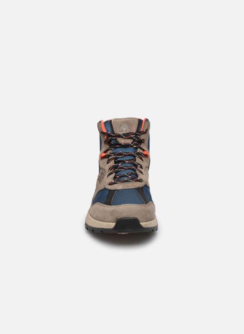 Zapatillas de deporte Timberland Field Trekker Mid F/L Gris vista del modelo