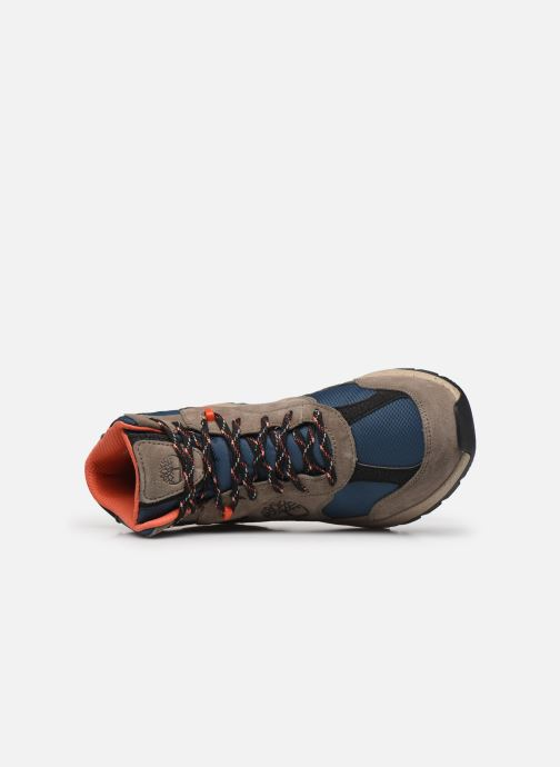 Zapatillas de deporte Timberland Field Trekker Mid F/L Gris vista lateral izquierda